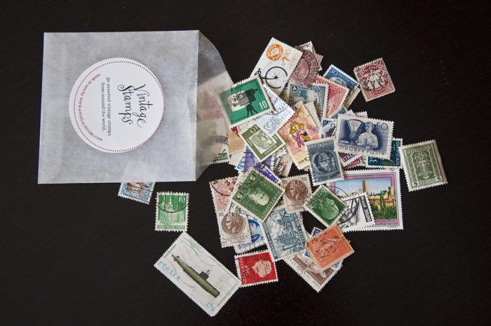 vintagestamp